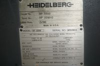 Heidelberg Inserter NP-2299