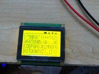 128X64 STN FSTN LCD module