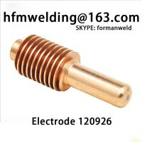 40-80A, Electrode 120926 compatible parts for POWER MAX 1250