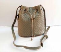 100% Italia Genuine Leather handbag