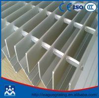 metal aluminum grating for industrial platform ceiling