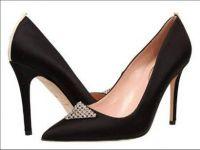 women high-heeled shoes