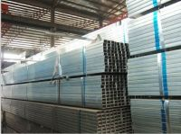 Hot-dipped Galvanized steel pipe, Pre-Galvanized steel pipe, Galvanized square pipe