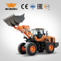 Ensign Yx657 Wheel Loader with Cummins Engine ZF Transmmison (5ton, 3.