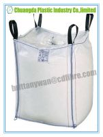 4 or U Panel Seam Side Loops FIBC Bag Jumbo Bags with Spouts