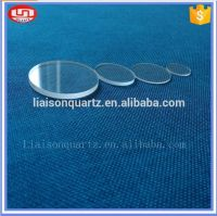 Hot sale new product hot sale fused quartz glass disc