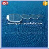 Hot sale new product hot sale fused quartz glass disc