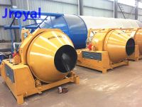 China Jroyal Machinery Small JZR350 Portable Diesel Concrete Mixer for Sale