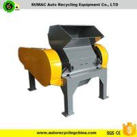 Rubber crusher machine of