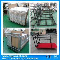 RK High quality 18mm thickness dance floor panels wholesale event decorations