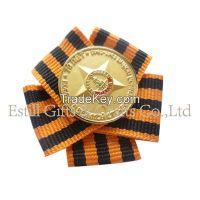 souvenir pin and badges