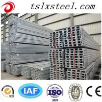 U Channel Steel