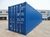 New 20ft 40ft Dry Shipping Container