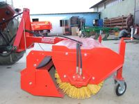 Road Sweeper Tractor and Forklift Mounted From Turkey