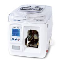 Banknote Bunding Machine/banding machine/bundling machine