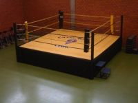 16ft competition boxing