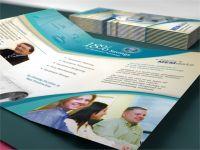 Company Promotion Leaflets Sheets