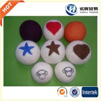Nuohui Wool Dryer Balls, Extra Large (Set of 6)