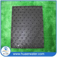 width 750mm cross flow cooling tower pvc filler