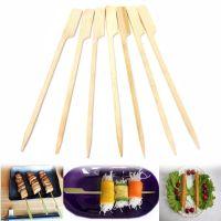 Bamboo paddle picks