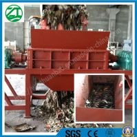 shredder for plastic/tire/wood/foam/animal bone/kitchen waste/municipal waste/scrap metal/pcb