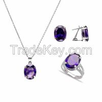 Wholesale Hot Selling New Collection Gemstone Set