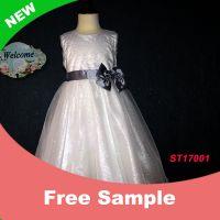 Amazing Red Organza Spaghetti Ruffle Girls Bridesmaid Dresses for Wedding Party