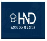 HNC Assignment Help Coursework/Report/Project Edinburgh