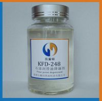 KFD-248 Good low temperature performance lubricant oil additive pour point depressant for refined base oil