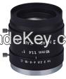 "16mm 1"" C mount 5MP FA lens"