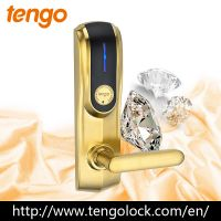 Luxury High Quality Patent Design Smart RF Hotel Key Card Lock for Star Hotels