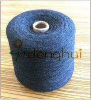 Pure wool yarn for