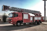 KARBA Aerial Ladder Fire Trucks