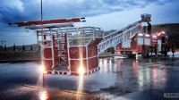 KARBA Aerial Ladder Fire Trucks