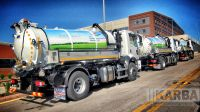 KARBA Sewer Cleaning Vehicles