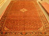 Silk/Wool Handknotted Carpets