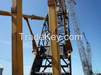 GOOD CONDITION Used KOBELCO Crawler Crane CKE2500
