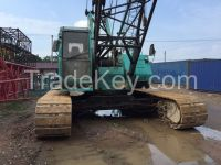 GOOD CONDITION Used KOBELCO 45T (Crawler Crane)