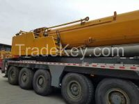 PERFECT CONDITION Used LIBHERR 400T truck crane LTM1400