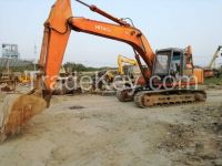 Used Japanese HITACHI Crawler Excavator EX200