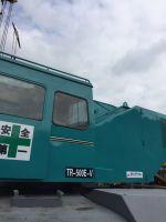 PERFECT CONDITION KATO 50T Rough Terrain Crane TR500E Used