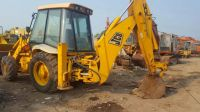 Good Condition Used JCB Backhoe/Loader&Excavator 3CX/4CX