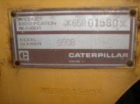 Used CAT Caterpillar Loader 950B