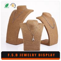 Jewelry Bust Jewelry Display Stand