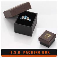 FSD PACKING Luxury Jewelry Box Paper Packaging