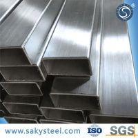 201 410 stainless steel square pipe&tube
