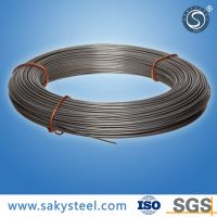 300 series Stainless Steel wire rope