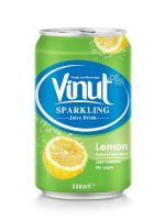 250ml Sparkling Lemon Drink