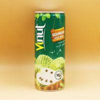 250ml VINUT Soursop Juice Drink