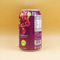 11.1 fl oz VINUT Red Grape Apple Juice